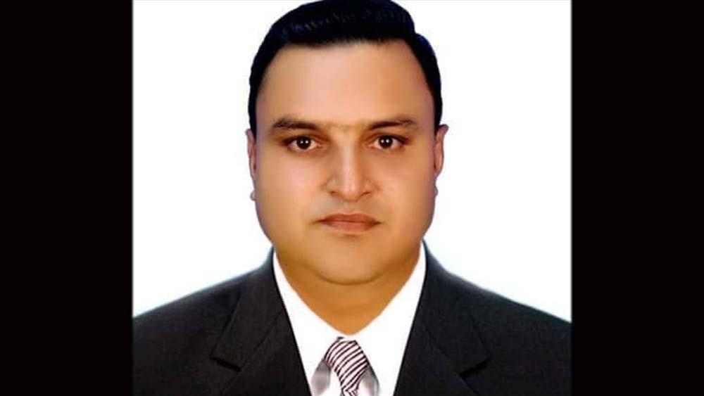 স্কুল শিক্ষক মাহফুজ হাসান