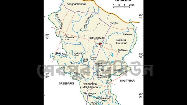 ঝিনাইগাতিতে পৌরসভার দাবী।