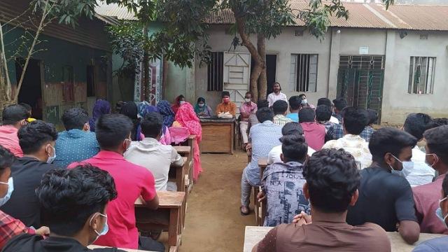 নালিতাবাড়ীতে বঙ্গবন্ধু শিক্ষা ও গবেষণা পরিষদের স্টুডেন্ট ইউনিট গঠন